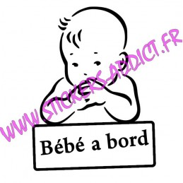 Bébé à Bord 10