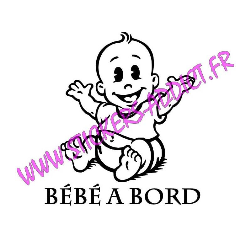 Bébé à Bord 12