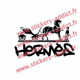 Stickers Hermes