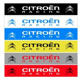 Bande Pare-Soleil Citroen Sport Racing