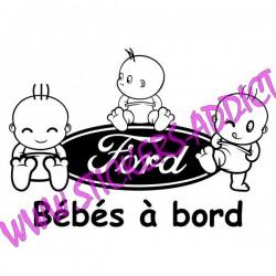 Bébés à Bord Ford