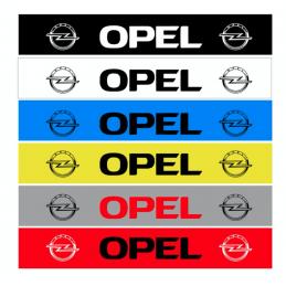 Bande pare Soleil Opel