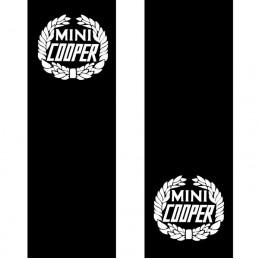 2 bandes de Capot Mini Cooper