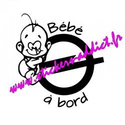 Bébé à Bord Opel