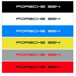 Bande Pare-Soleil Porsche 924