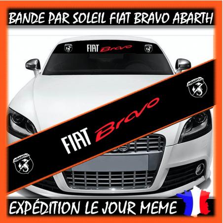 Bande Pare-Soleil Fiat Bravo Abarth