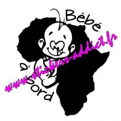 Bébé à Bord Afrique
