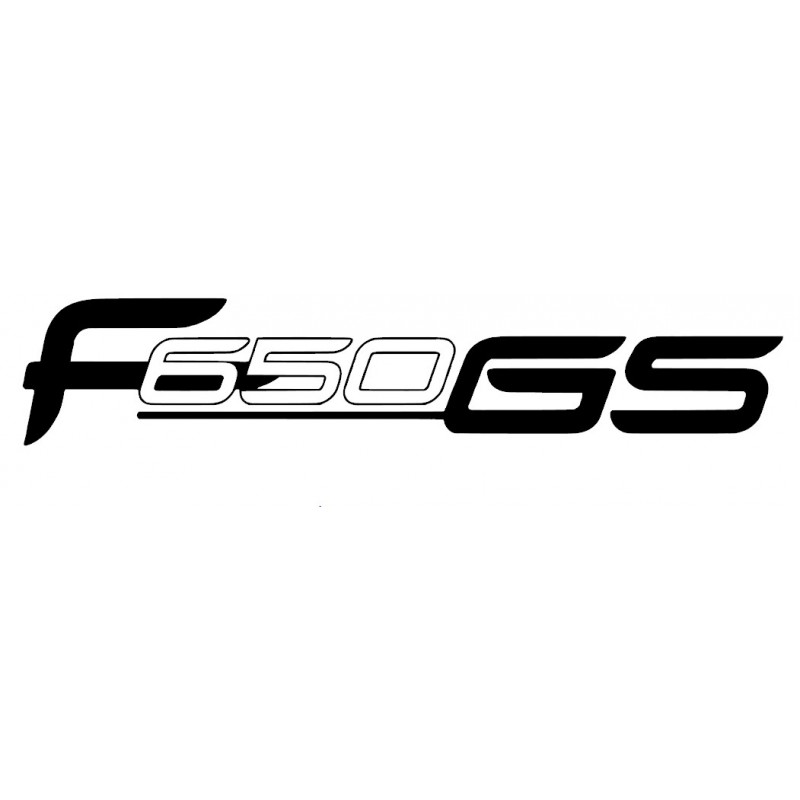 Stickers BMW F650GS