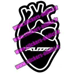Stickers PNL Coeur Au DD