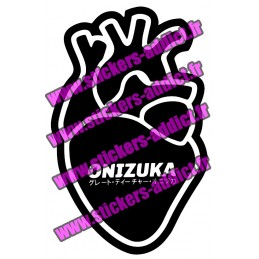 Sticker PNL Coeur Onizuka